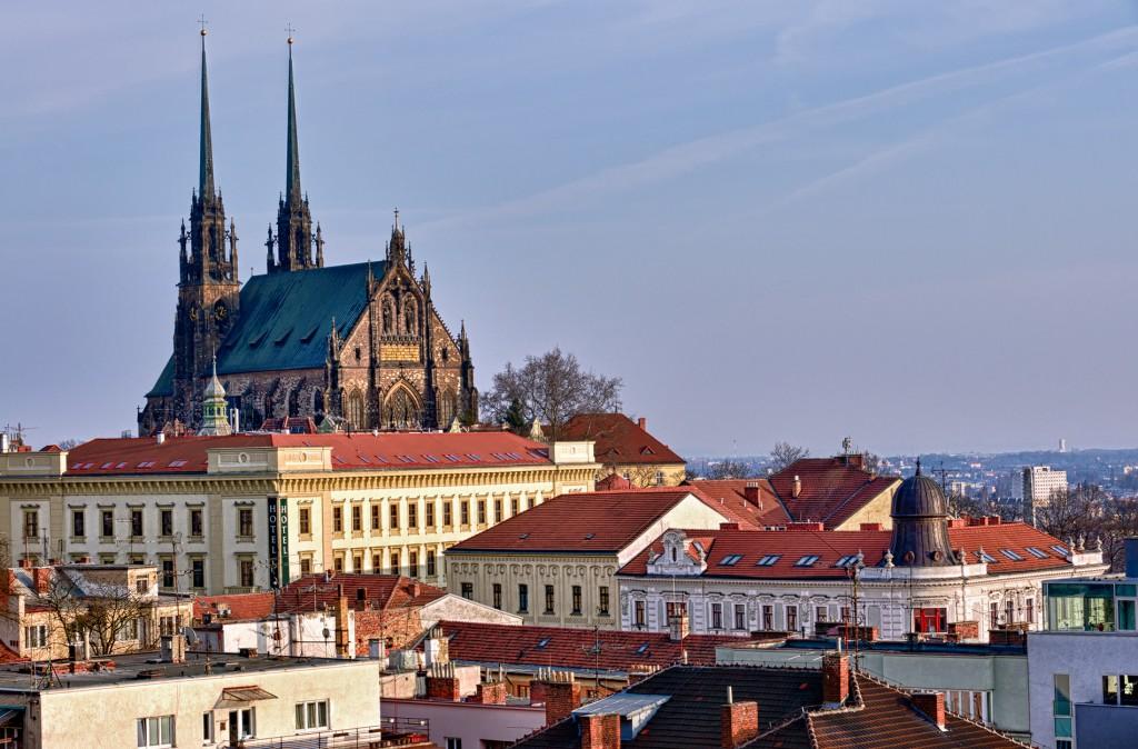 Brno katedra