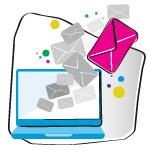 Newsletter wewnętrzny - szablon