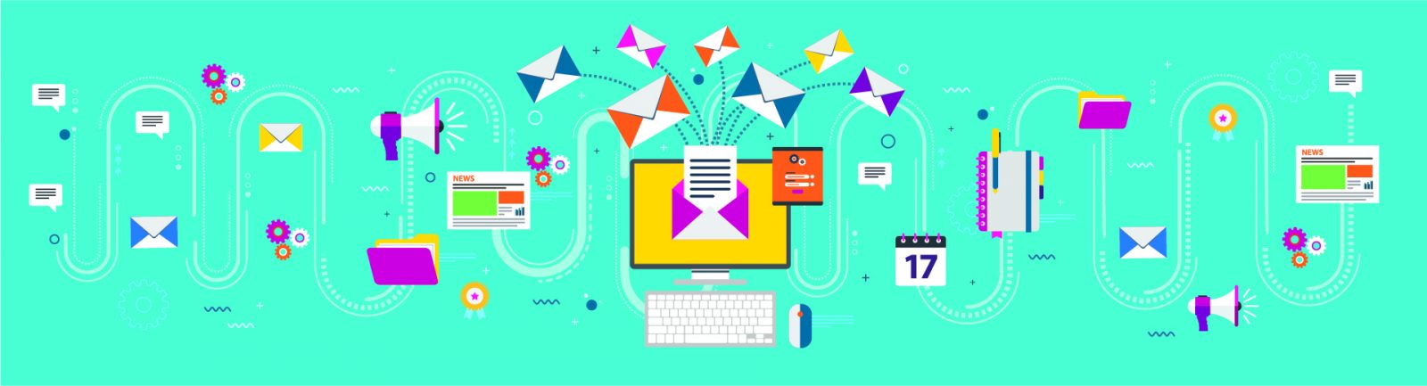 e-mail communication